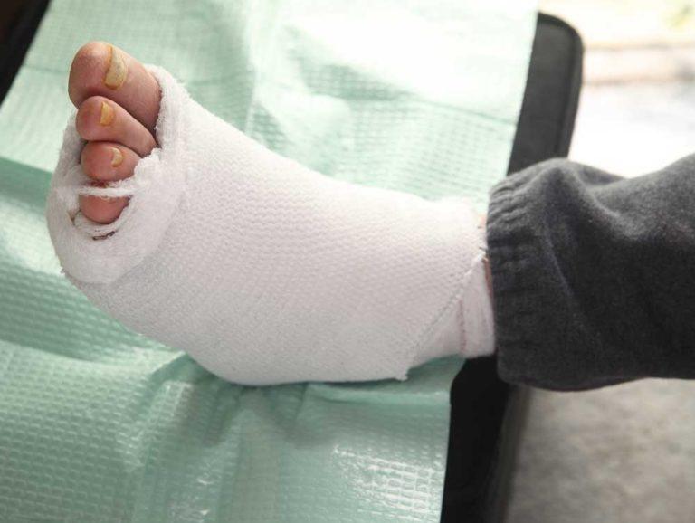Διαβήτης: πρόληψη επιπλοκών στα πόδια