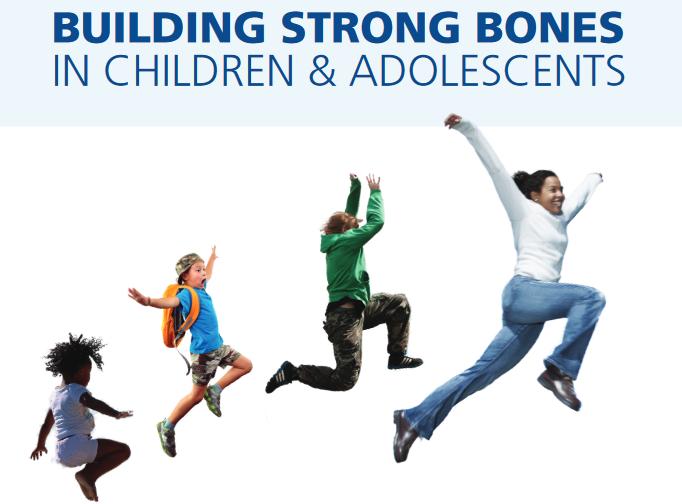 Σκελετική υγεία σε παιδιά & εφήβους